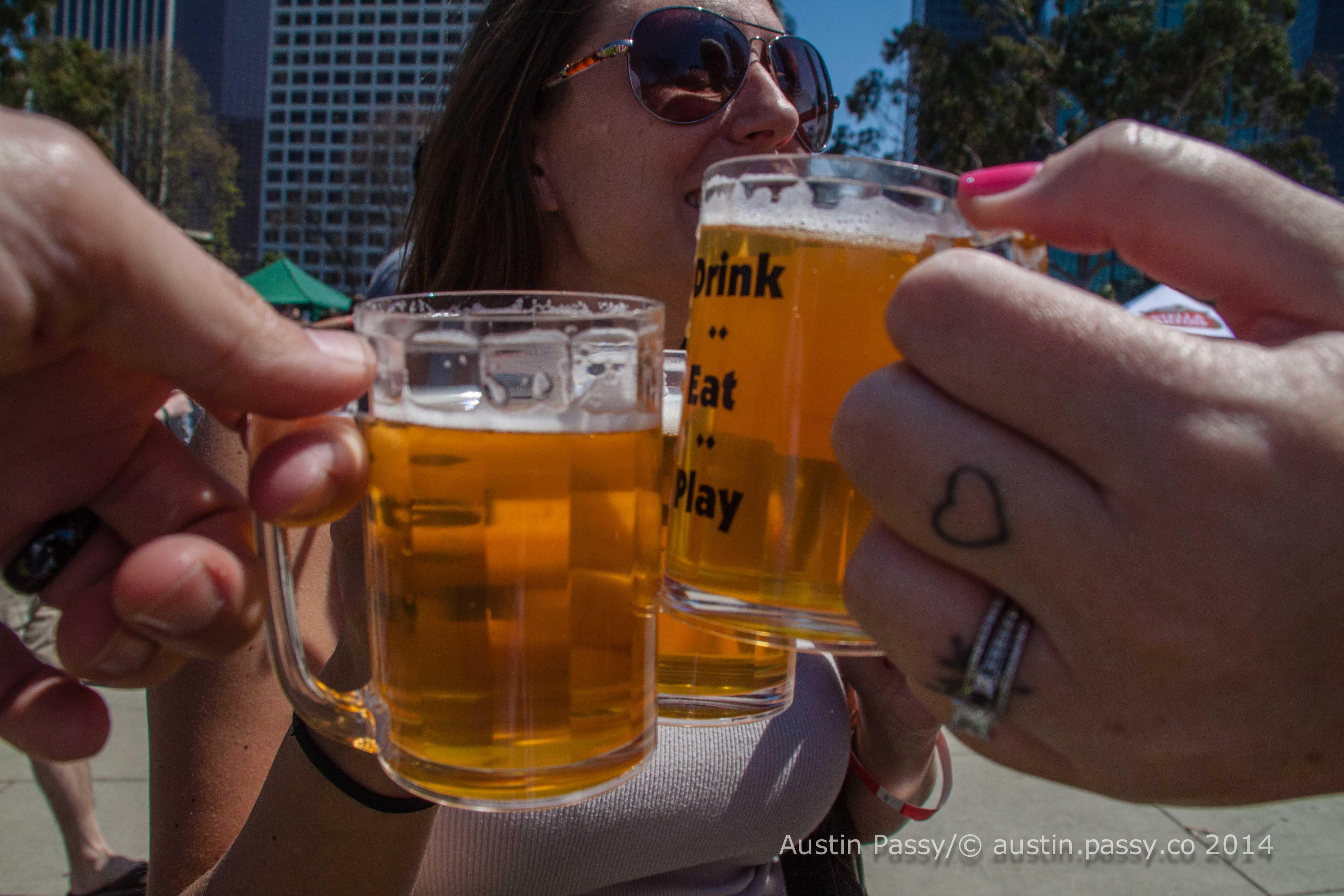 Los Angeles Beer Festival 2014