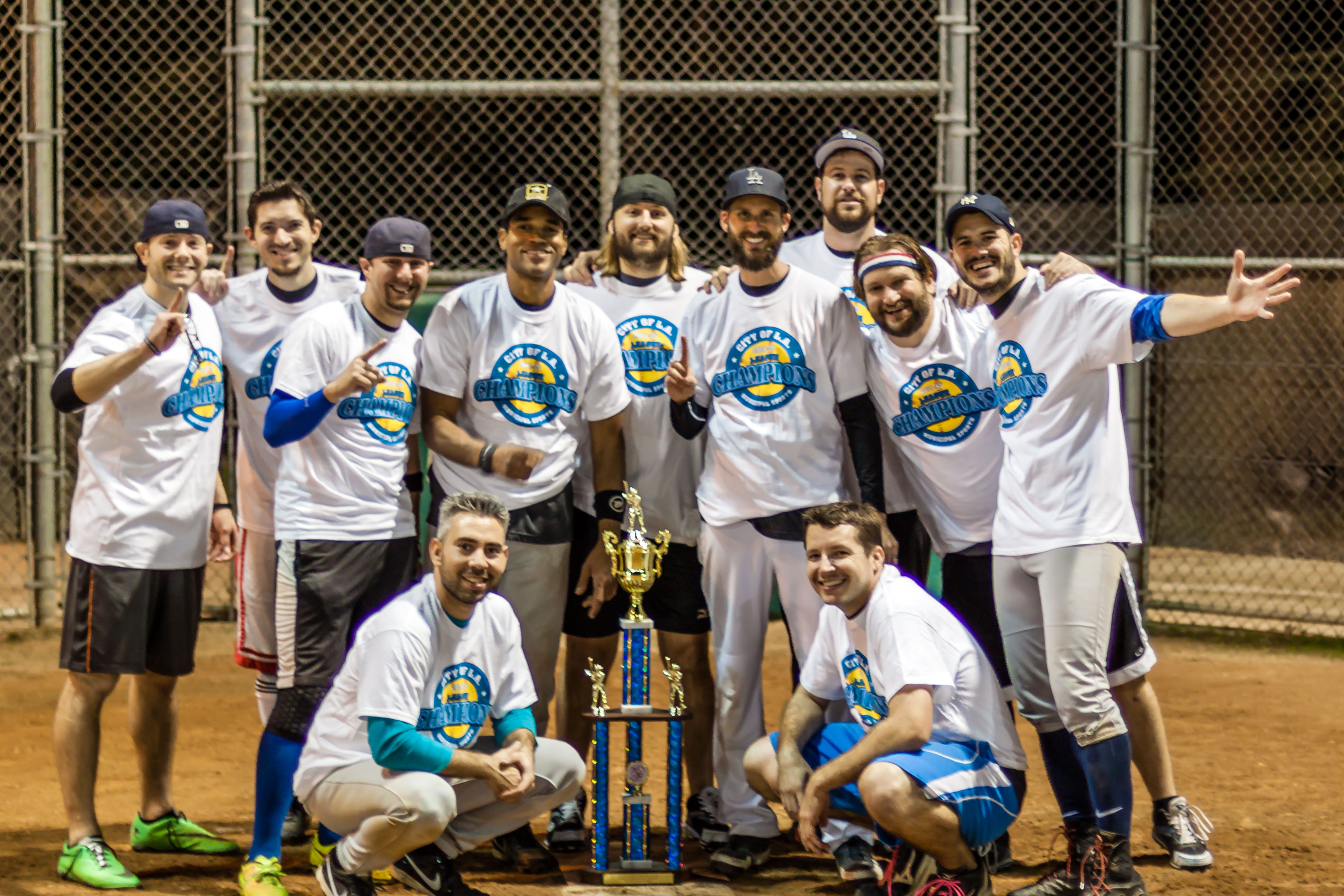 LA City Softball Championship - RAGs to Riches