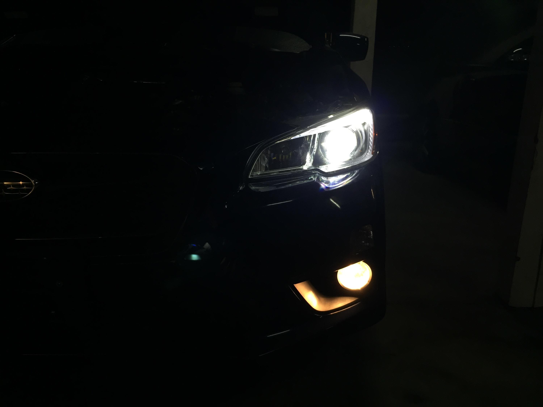 SubiSpeed OLM LED Low Beams