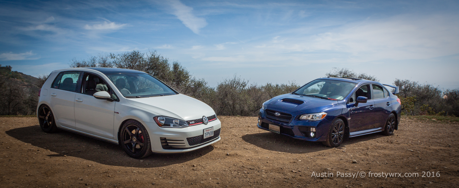 VW GTI & WRX